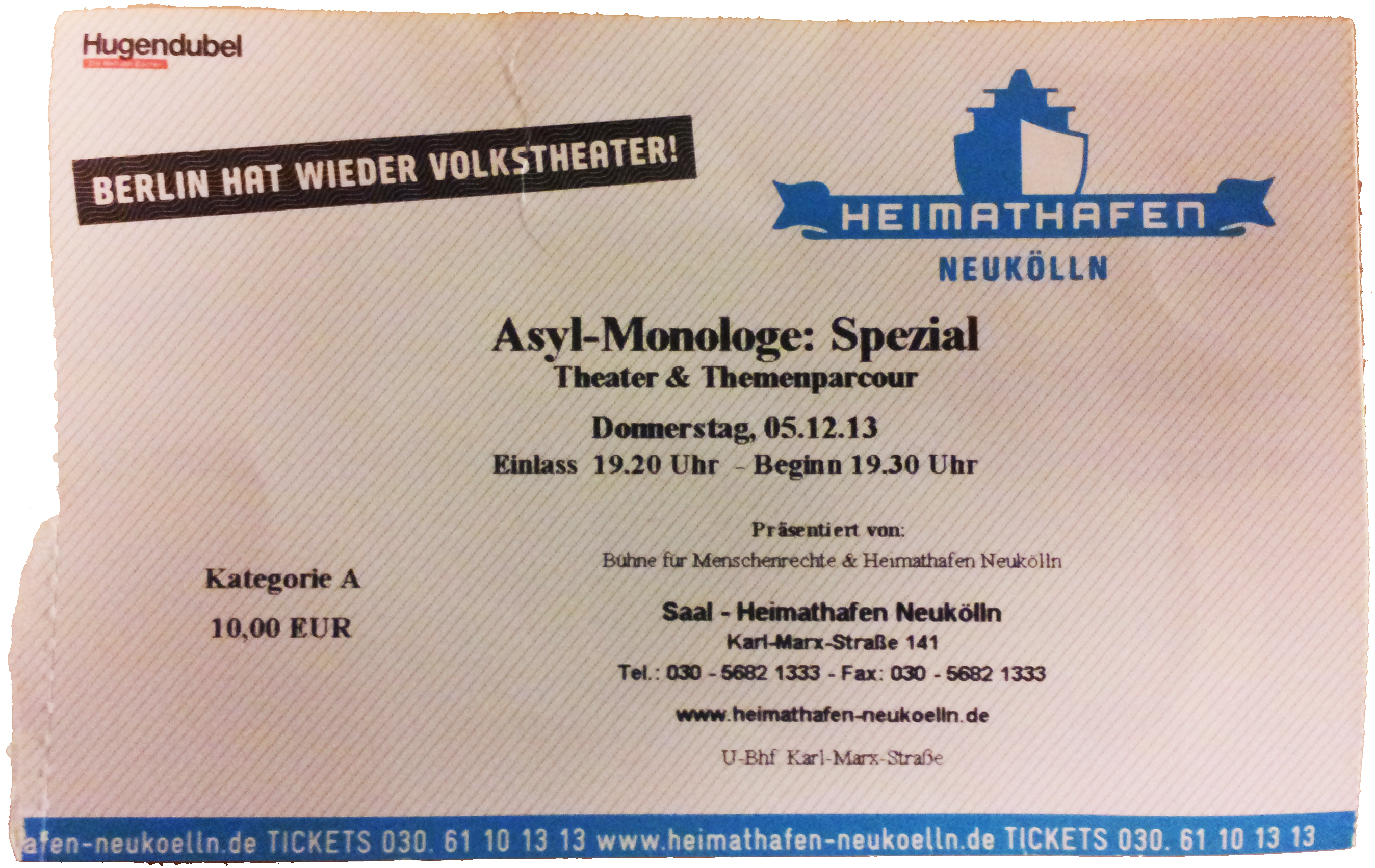Asyl-Monologe